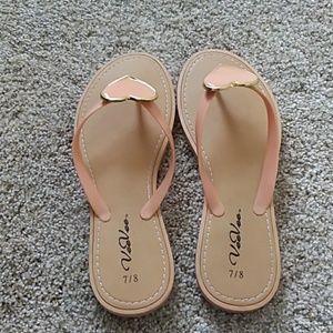 Shoes - Heart sandals